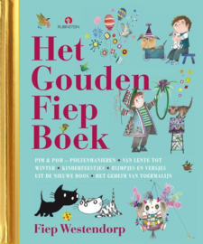 Het Gouden Fiep voorleesboek