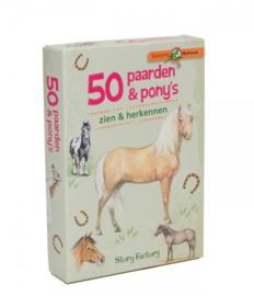 Expeditie Natuur 50 Paarden & Pony's