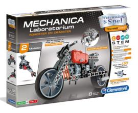 Clementoni - Mechanica Roadster & Dragster bouwpakket