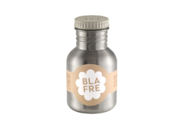 Blafre RVS fles 300 ml licht grijs