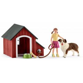 Schleich - Hondenhok (42376)