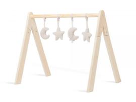 Jollein - Babygym toys Moon nougat