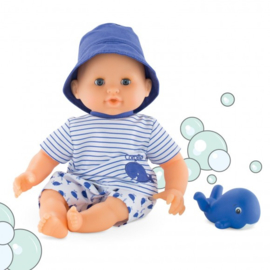 Corolle badpop Boy Marin