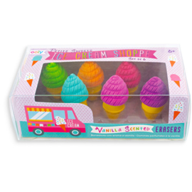 Ooly – Gummen met geur Kleine ijsjes