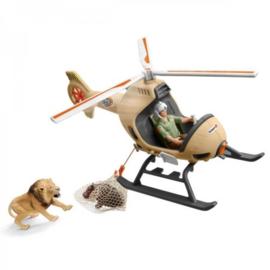 Reddingshelikopter dieren Schleich (42476)