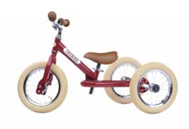 Trybike vintage red 3-wieler