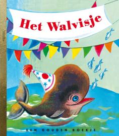 Gouden Boekje - Het walvisje