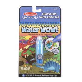 Water Wow! magisch kleurboek (Dinosaurussen)