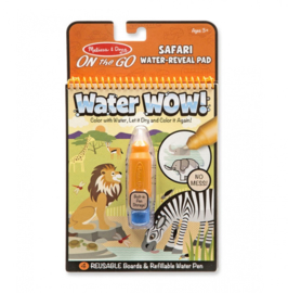 Water Wow! magisch kleurboek (Safari)