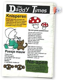 Daddy Times NL Knisperkrant