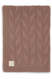 Jollein Deken wieg 75x100cm Spring knit chestnut