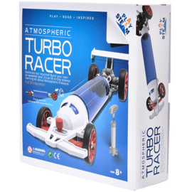 PlaySTEAM – Atmospheric Turbo Racer