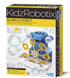 4 M - BUBBLE ROBOT - STEM Green Science