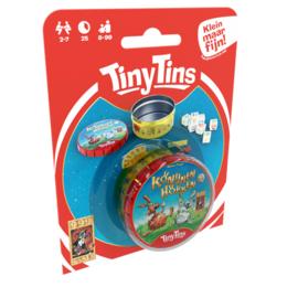 Tiny Tins Konijnenhokken
