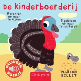 Geluidenboekje - De Kinderboederij