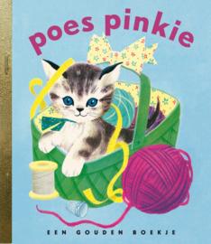 Gouden Boekje - Poes Pinkie