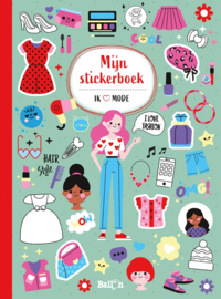 Mijn stickerboek - Mode