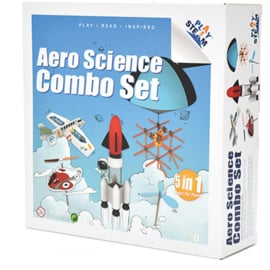 PlaySTEAM – Aero Science Combo Set