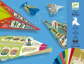 DJECO - Origami vliegtuigen