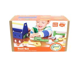 Greentoys Tool set 15 pc set