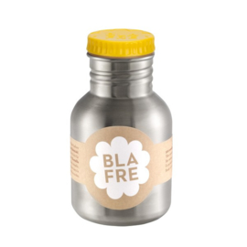 Blafre RVS fles 300 ml licht geel
