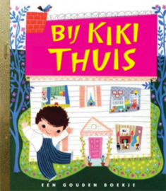 Gouden Boekje - Bij Kiki thuis