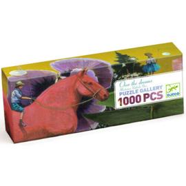 Djeco puzzel dromenland - 1000st
