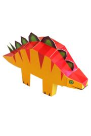 PUKACA Dinosaurus set van 4