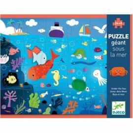 Djeco Giant Puzzel - Under the Sea