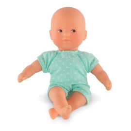 Corolle mini babypop groen