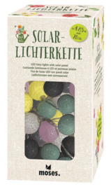Moses - Tuinverlichting zonne-energie 20 lamps ketting