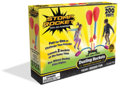 Raket Stomp Rocket duel