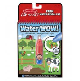 Water Wow! magisch kleurboek (boerderij)