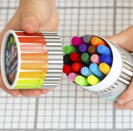 Eat sleep doodle - Wash-out stiften 20 stuks
