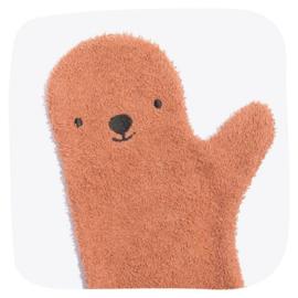 Baby Shower Glove™ Red Bear
