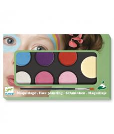 Djeco Schmink - meisjes kleuren