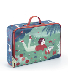 Djeco - suitcase - koffer droomtuin