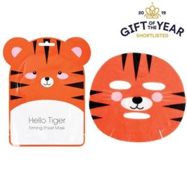 Gezichtsmasker Hello Tiger