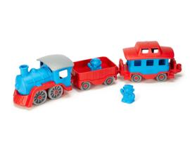 Greentoys trein met losse wagons