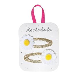 Rockahula Kids - Daisy Pom Pom Clips