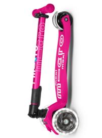Maxi Micro deluxe inklapbaar neon roze