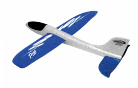 JAMARA - werpvliegtuig Pilo foam junior wit 46 cm