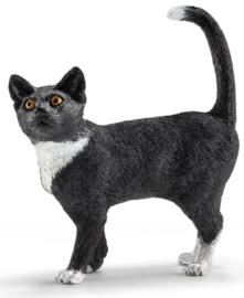 Kat staand Schleich (13770)