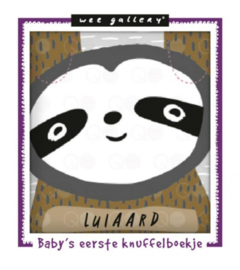 Wee Gallery knuffelboekje Luipaard