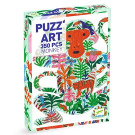 Djeco Puzzel Art Monkey 350 stuks