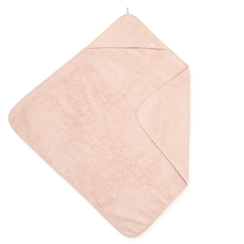 JOLLEIN - Badcape Badstof 75x75cm - Pale Pink
