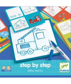 DJECO - Step by step Arthur and Co