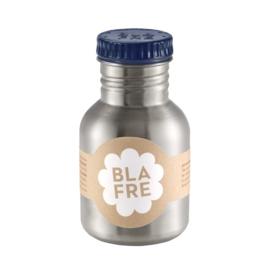 Blafre RVS fles 300 ml marine blauw