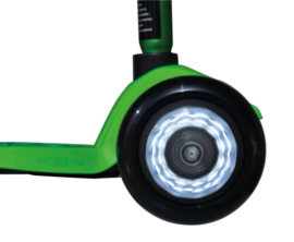 LED wiel whizzers