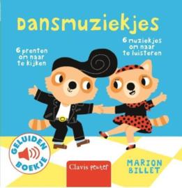 Geluidenboekje - Dansmuziekjes